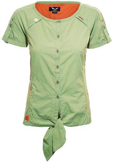 Bluse »landro s« Salewa DryS Grün eWH9IED2Y