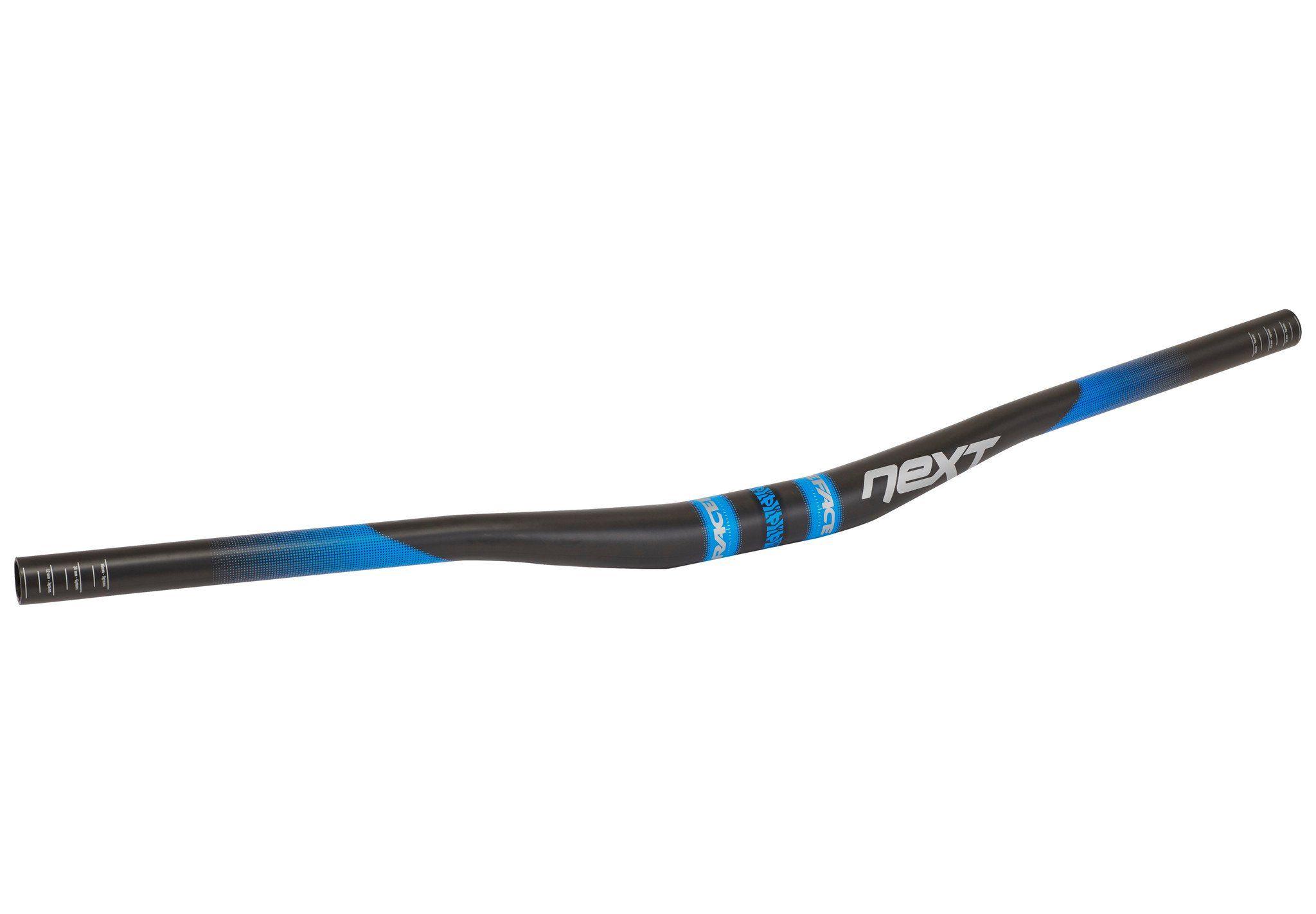 Race Face Fahrradlenker »Next 3/4 Riser 725 mm 31,8 Carbon«