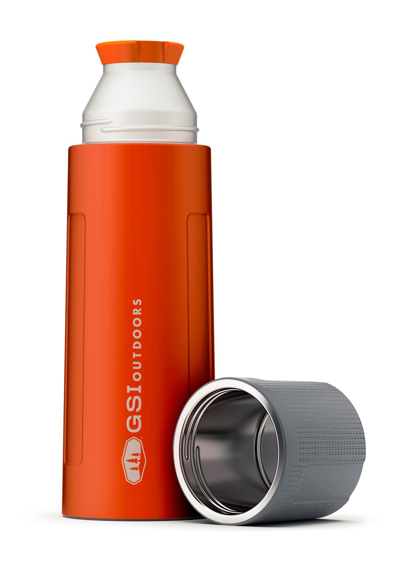 GSI Trinkflasche »Glacier Stainless Vacuum Bottle 1000ml«