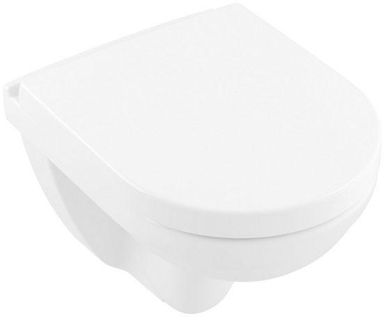 Villeroy & Boch WC-Sitz »O.novo« (1-St), mit Absenkautomatik