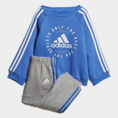 95d4c60598c24c adidas Performance Sweatanzug »Fleece 3-Streifen Jogginganzug«
