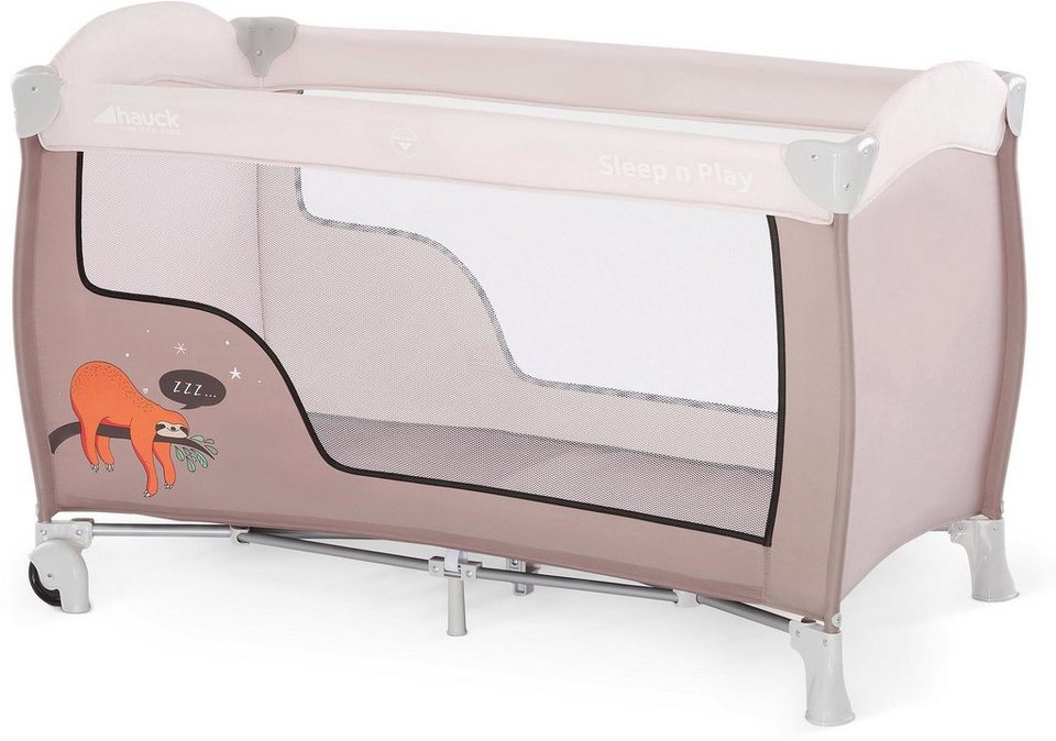hauck baby reisebett sleep n play go lazy otto. Black Bedroom Furniture Sets. Home Design Ideas