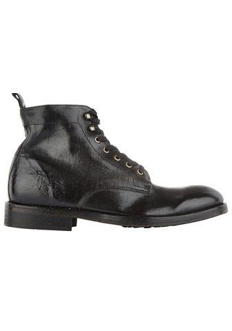 HUDSON LONDON Suvarstomi ilgaauliai batai »Rune«