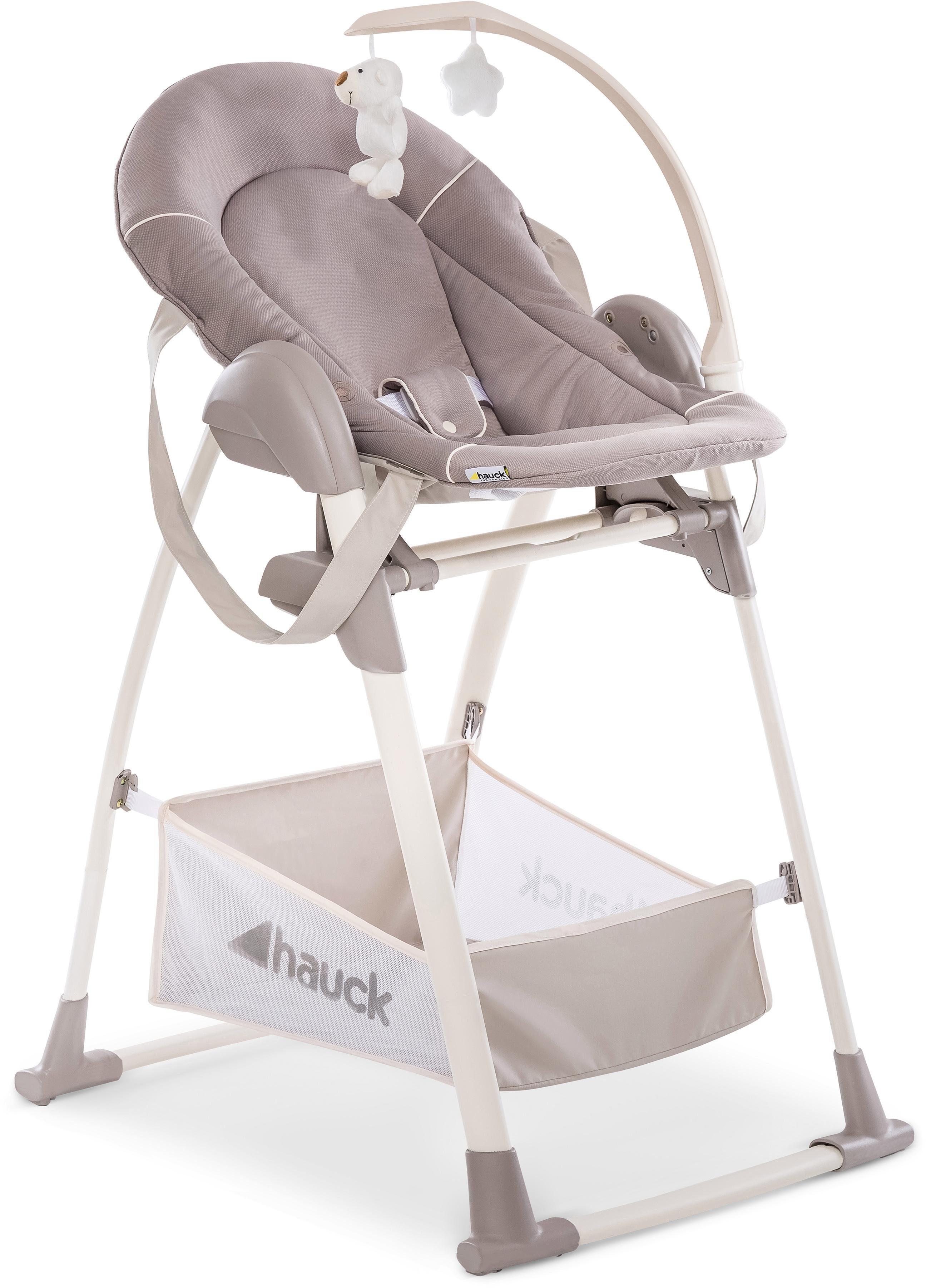 hauck FUN FOR KIDS Kombi Hochstuhl, »Sit`n Relax 3in1, Stretch Beige«