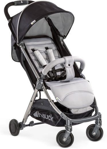 Hauck Kinder-Buggy »Swift Plus, Silver Charcoal«