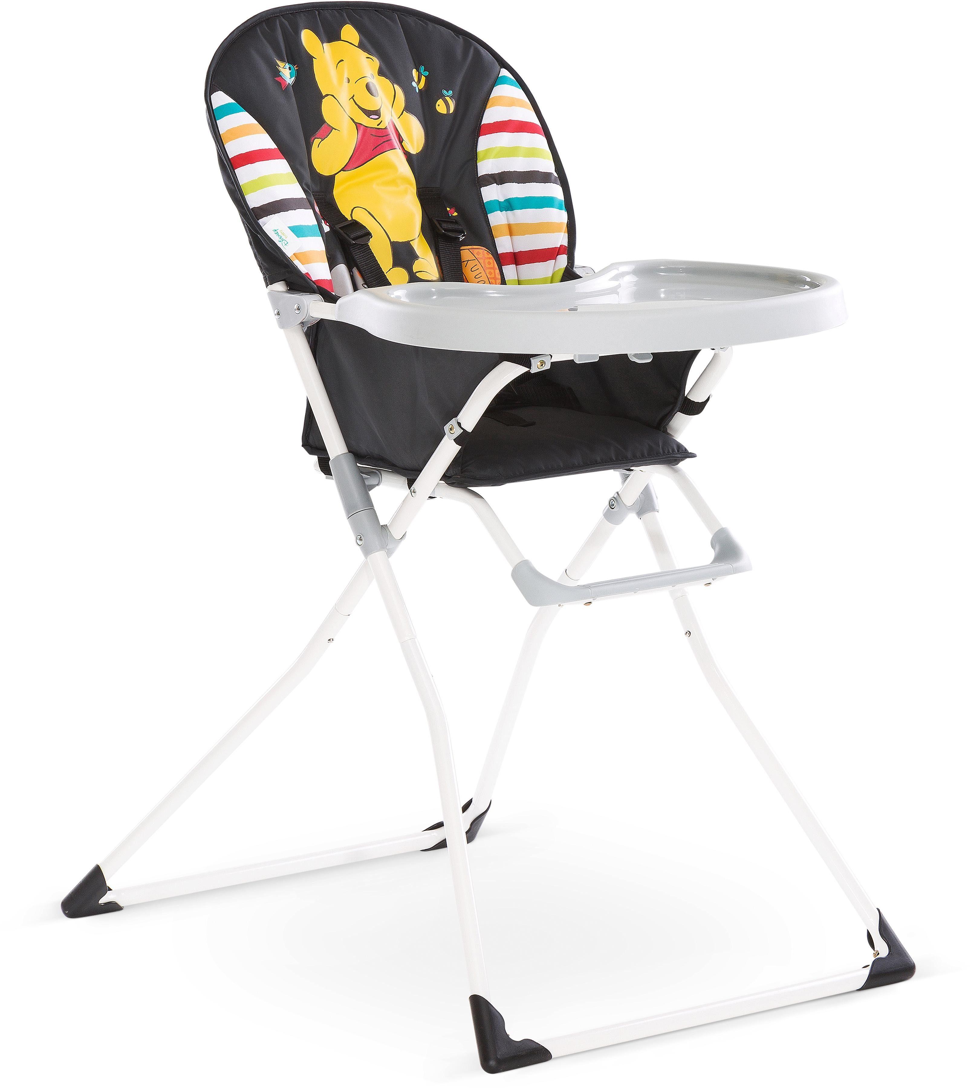 hauck FUN FOR KIDS Faltbarer Hochstuhl, »Mac Baby, Pooh Geo«