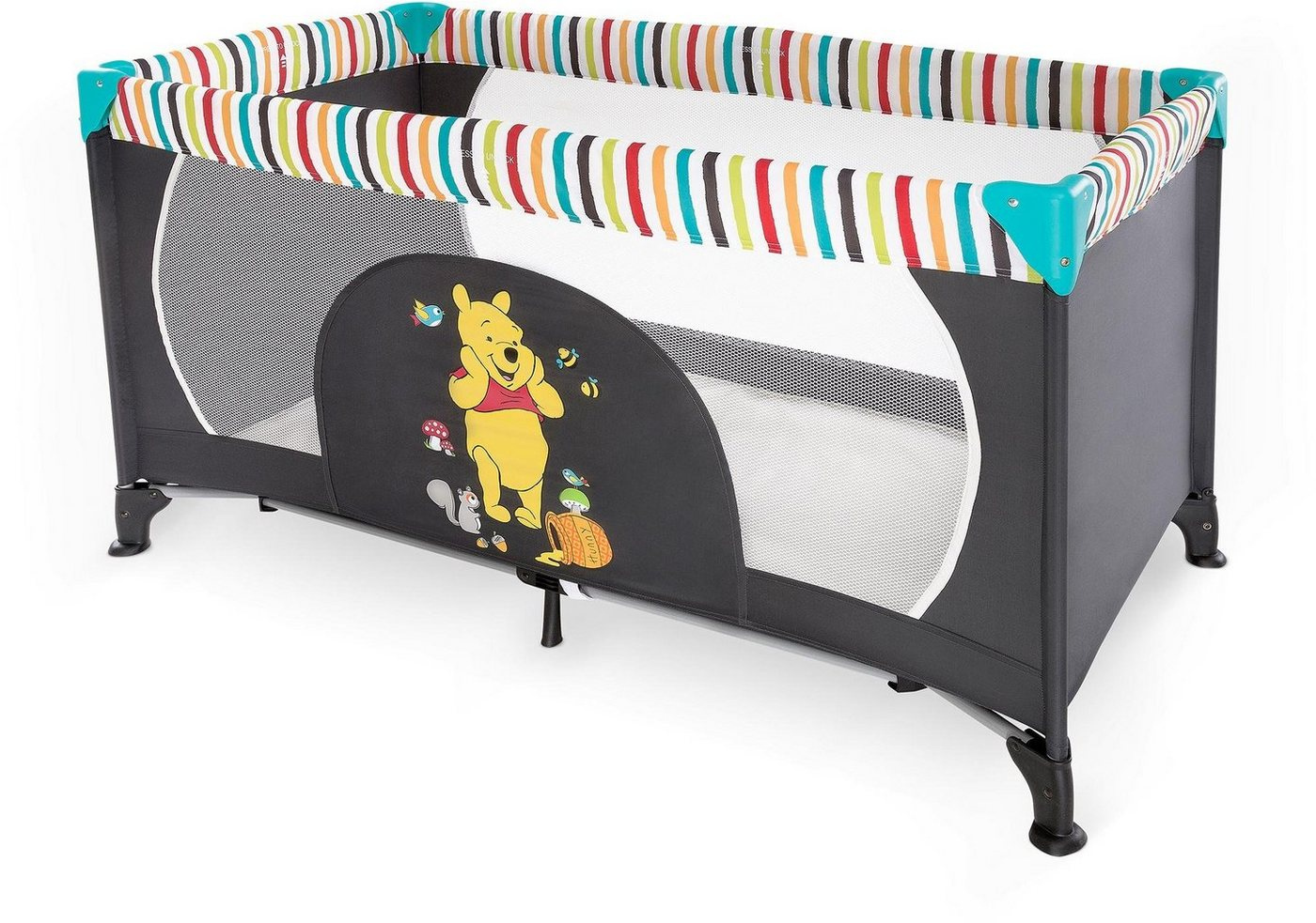 Babybetten - Hauck Baby Reisebett »Dream'n Play, Pooh Geo«  - Onlineshop OTTO