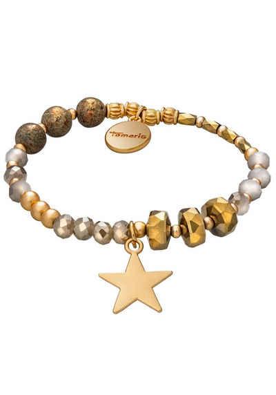 Tamaris Armband »Stern Abby, TF002«, mit Glassteinen