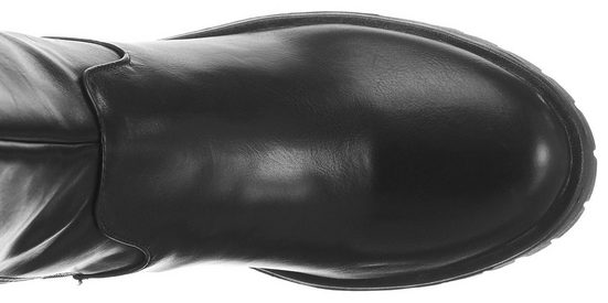 Laufsohle Profilierter Mit Buffalo Buffalo Stiefel Stiefel 44UwZ