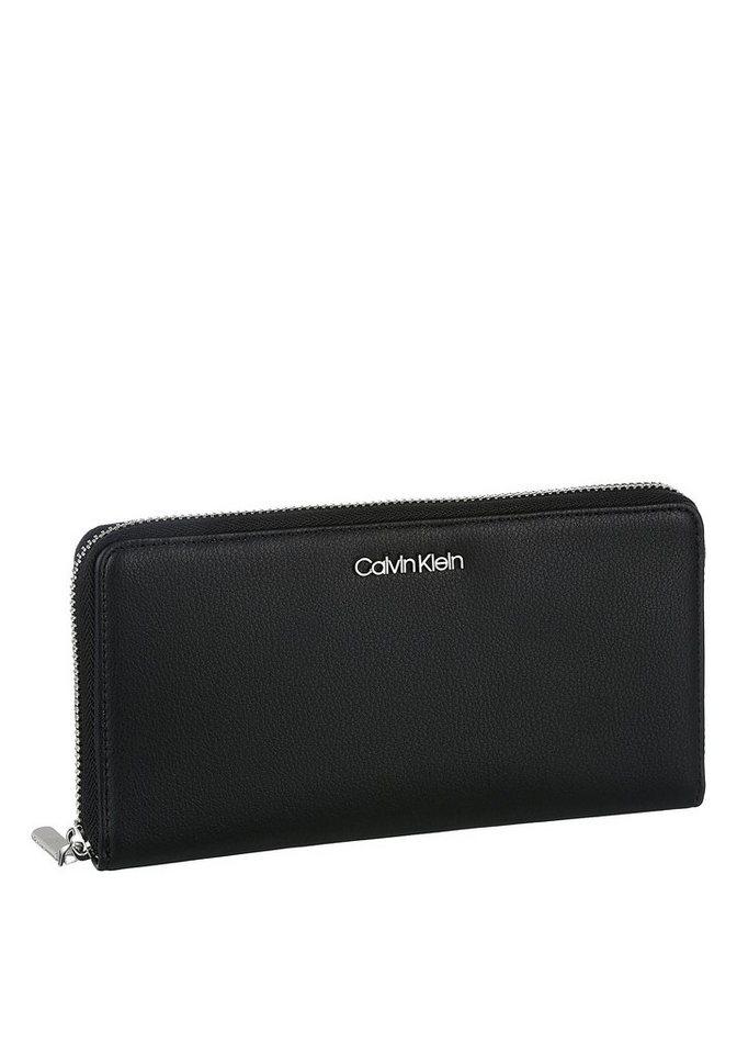 158a52cffaa24c Startseite · Damen · Accessoires · Portemonnaies · Geldbörsen. <. %. Calvin  Klein Geldbörse »TACK«, mit praktischer Einteilung