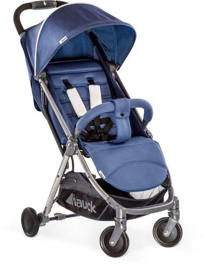 Hauck Kinder-Buggy »Swift Plus, Denim«, Kinderwagen, Buggy, Sportwagen, Sportbuggy, Kinderbuggy, Sport-Kinderwagen