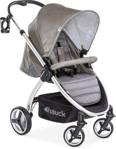 Hauck Kinder-Buggy »Lift Up 4, Charcoal«, mit schwenk- und feststellbaren Vorderrädern