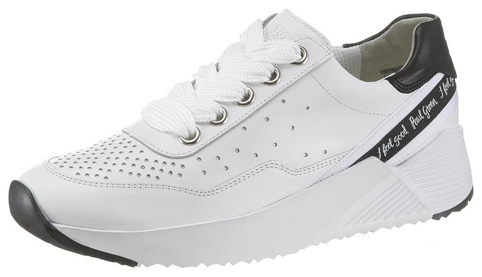5c939fadf2dec3 Paul Green Sneaker mit Perforation