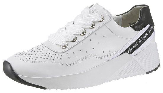 Paul Green Sneaker mit Perforation