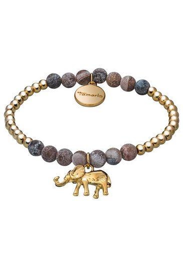 Tamaris Armband »Elefant Babsy, TF005«, mit Glassteinen