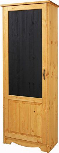 Home affaire Dielenschrank »Trinidad«, mit praktischer Schreibtafel, Breite 69 cm