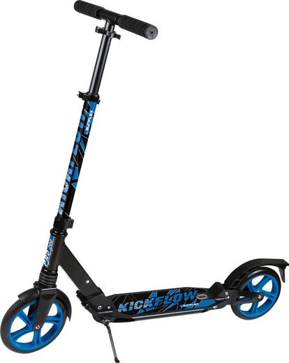 Sunflex Scooter »Kickflow Pro 200«, (mit Schutzblech)