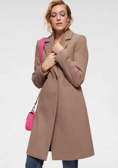 Mantel in beige online kaufen   OTTO a091bea7ef