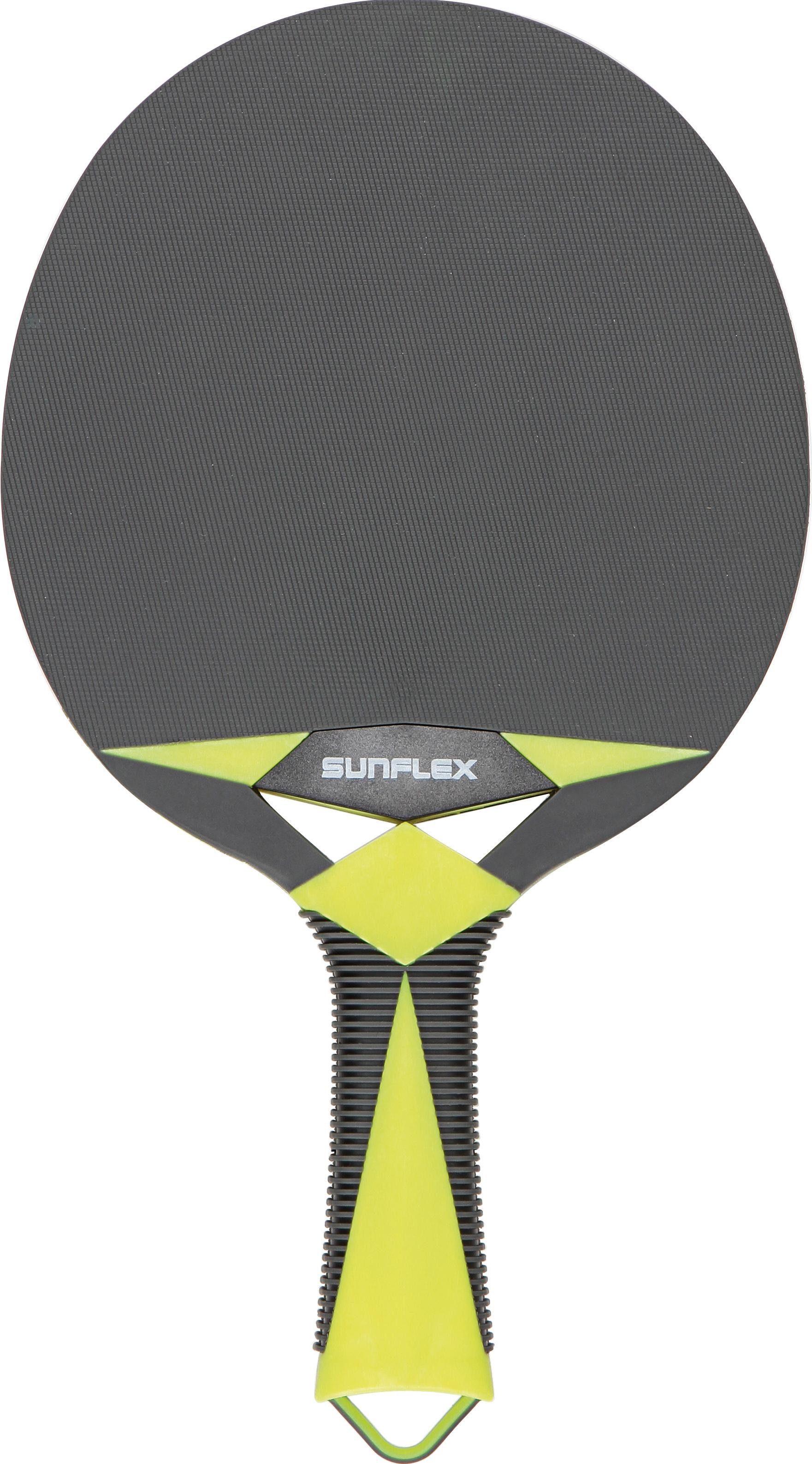 Sunflex Tischtennisschläger »Outdoor Schläger Zircon«