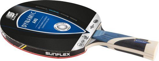 Sunflex Tischtennisschläger »Dynamic A40«