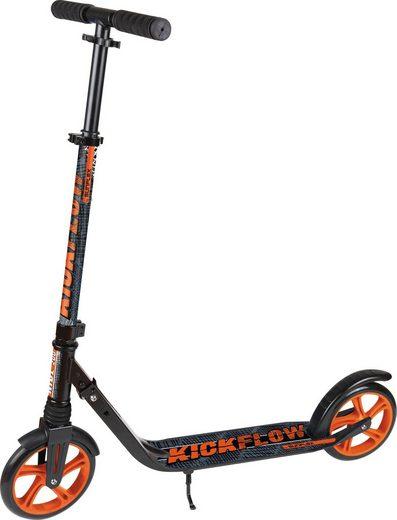 Sunflex Scooter »Kickflow Ride 200«, (mit Schutzblech)