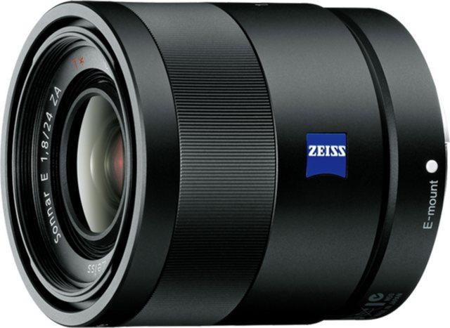 Objektive - Sony Objektiv »E Mount APSC Objektiv 24 mm,F1.8 Z, SEL24F18Z.AE«  - Onlineshop OTTO