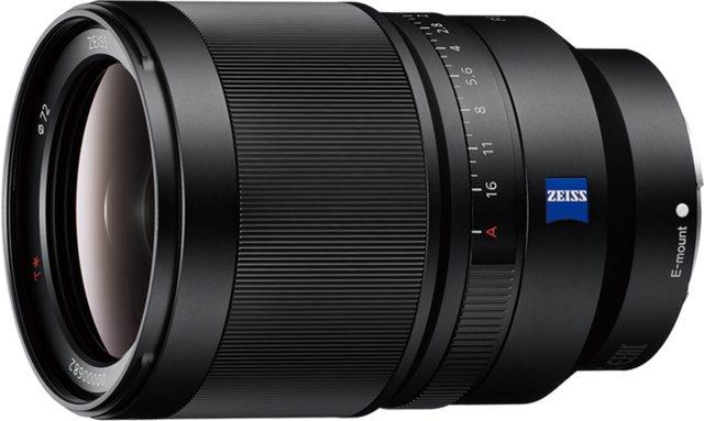 Objektive - Sony Objektiv »E Mount Vollformat Objektiv 35 mm F1.4 Z«  - Onlineshop OTTO