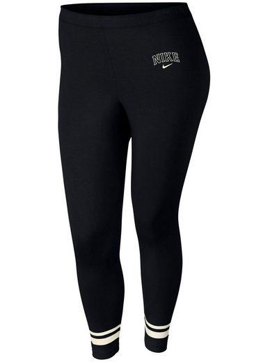 Nike Sportswear Leggings »WOMEN NIKE SPORTSWEAR LEGGINGS VERISTY PLUS SIZE« Große Größen