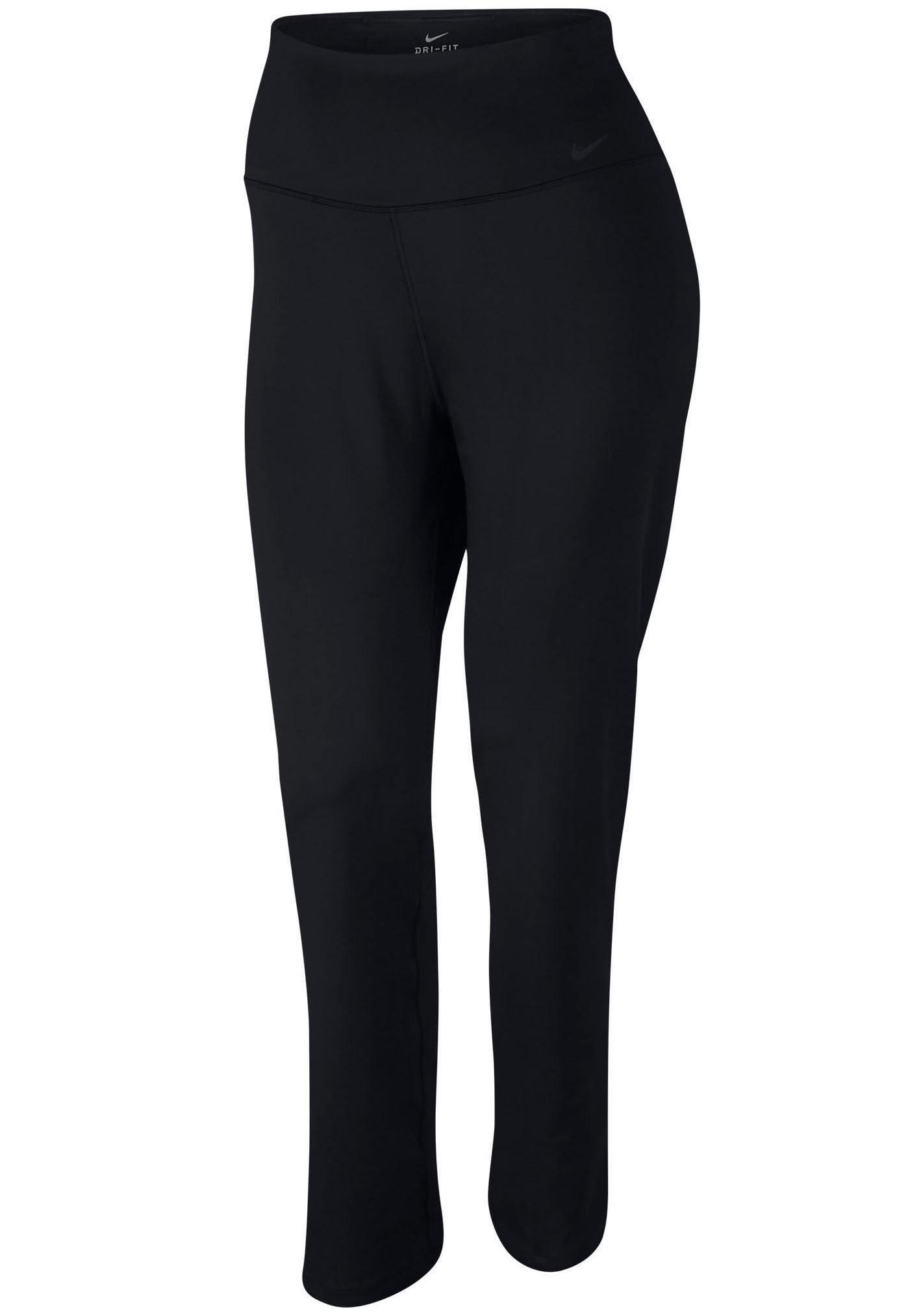 Nike Trainingshose »WO'MEN NIKE POWER CLASSIC GYM PANT PLUS SIZE« Große Größen online kaufen   OTTO