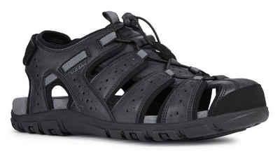 05bf56d5f38877 Geox »U Sandal Strada« Sandale mit praktischem Schnellverschluss