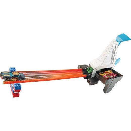 Mattel® Hot Wheels Track Builder Basis-Set mit Fahrzeug Schnellstart