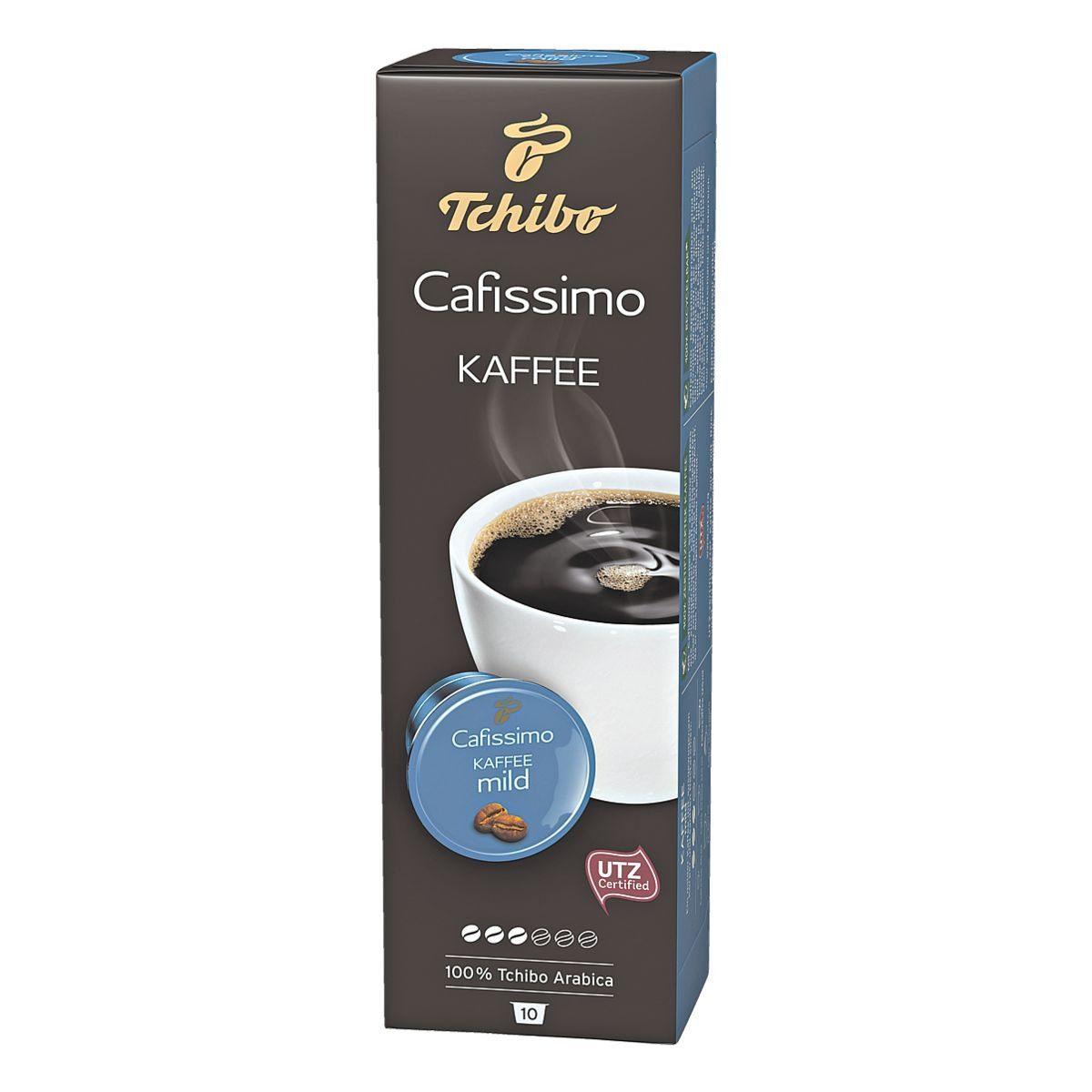 Tchibo Kaffeekapseln »Kaffee mild«