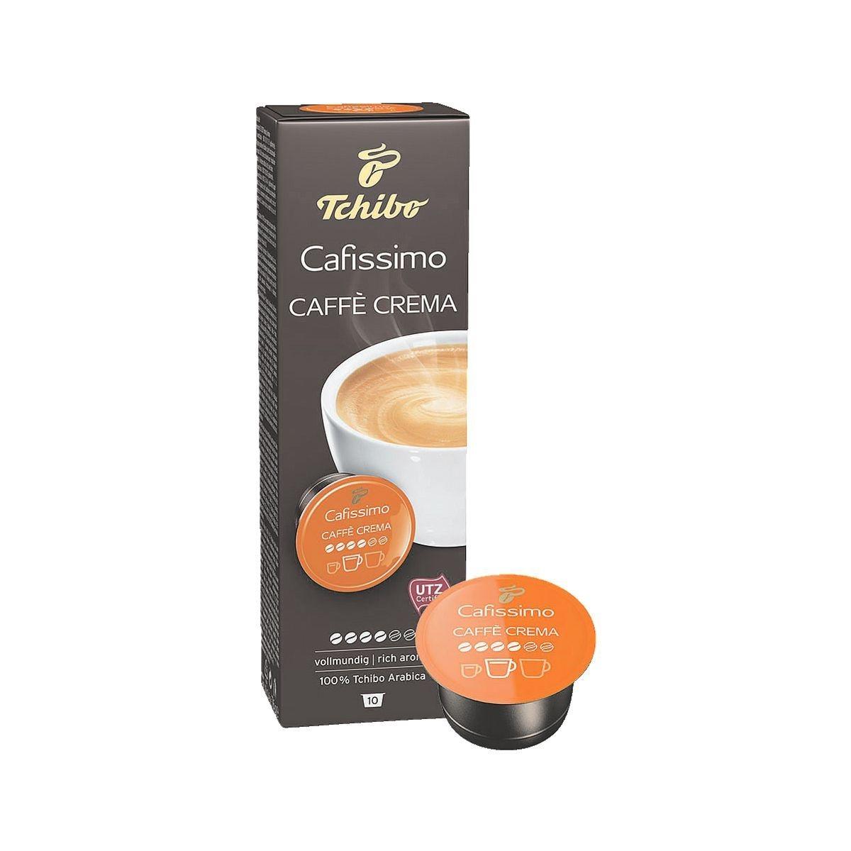 Kaffeekapseln »Caffè Crema vollmundig«