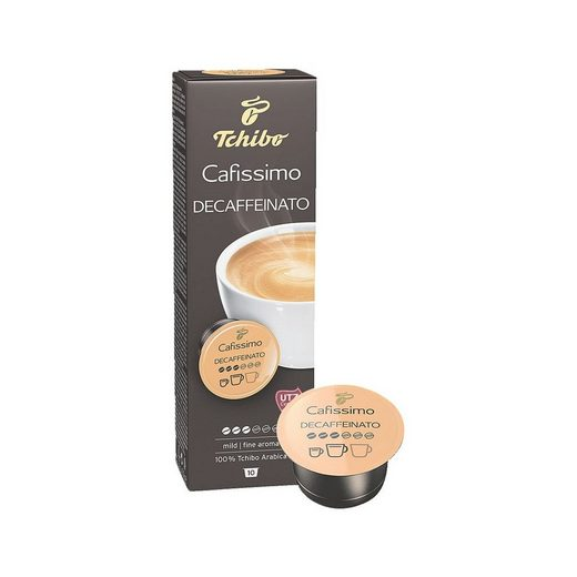 Tchibo Kaffeekapseln »Caffè Crema entkoffeiniert«