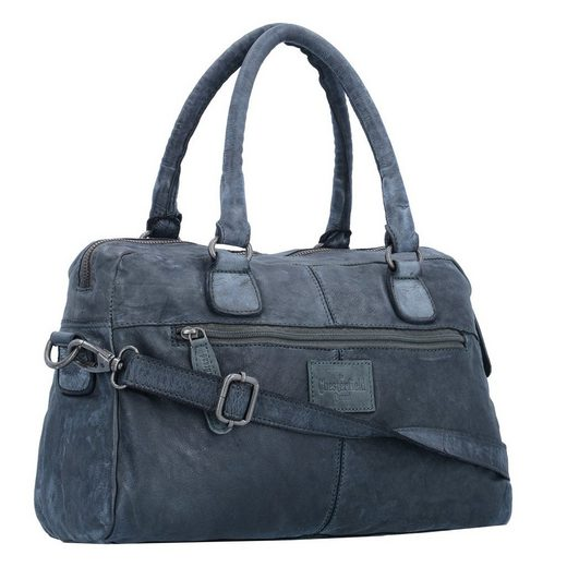 34 Leder The Brand Julius Cm Handtasche Chesterfield qAAvHXw