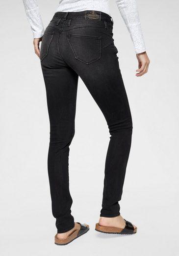 Herrlicher Skinny-fit-Jeans »BABY SLIM« Normal Waist Push Up Effekt