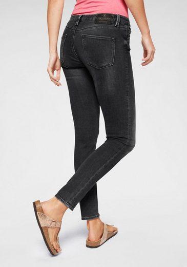 Herrlicher Skinny-fit-Jeans »SUPER SLIM« Normal Waist Powerstretch