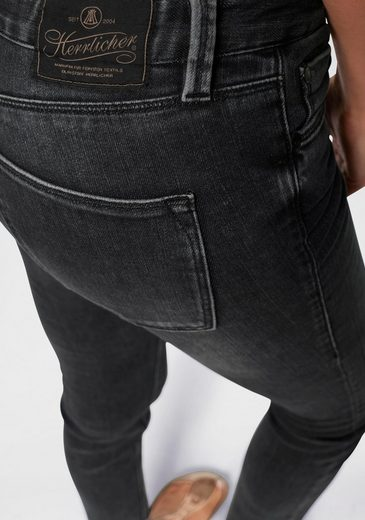 jeans Waist fit Slim« Normal Skinny Herrlicher Powerstretch »super PETH1Yq