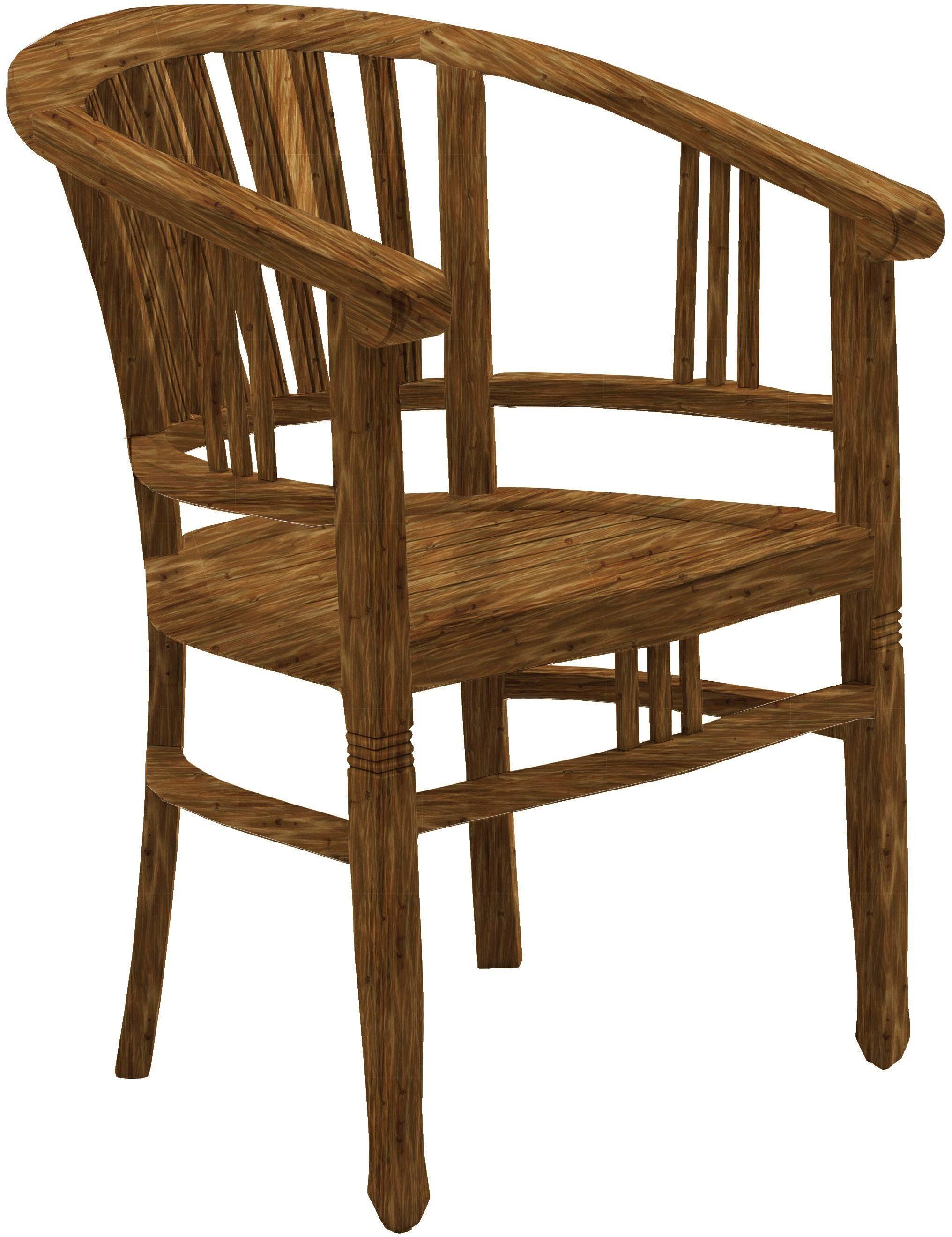 SIT Armlehnstuhl »Coral« aus recyceltem Teak-Altholz