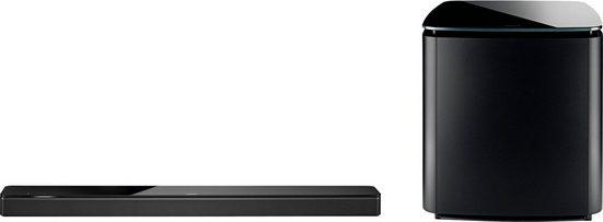 Bose Soundbar 700 + Bass Module 700 Soundbar (Bluetooth, WLAN (WiFi)