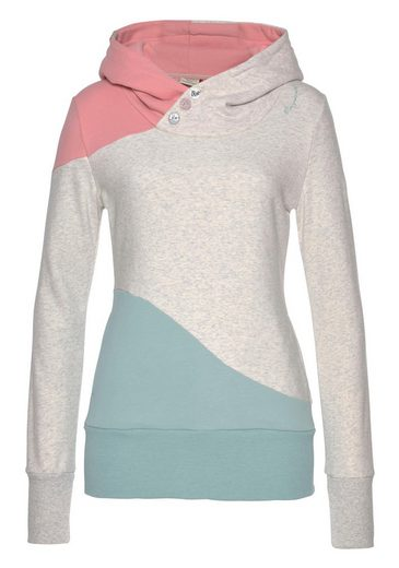 Ragwear Sweatshirt »CHELSEA BLOCK« im Colorblocking Design