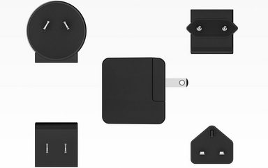 Mophie Lader »Charge Stream Travel Kit«