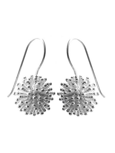 Adelia´s Paar Ohrhänger »925 Sterling Silber Ohrringe - Ohrhänger« 925 Silber Igel poliert