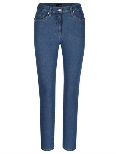 MIAMODA Jeans aus elastischer Ware