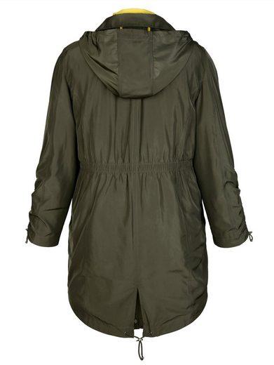 MIAMODA 2-in-1 Jacke bestehend aus Weste und Parka