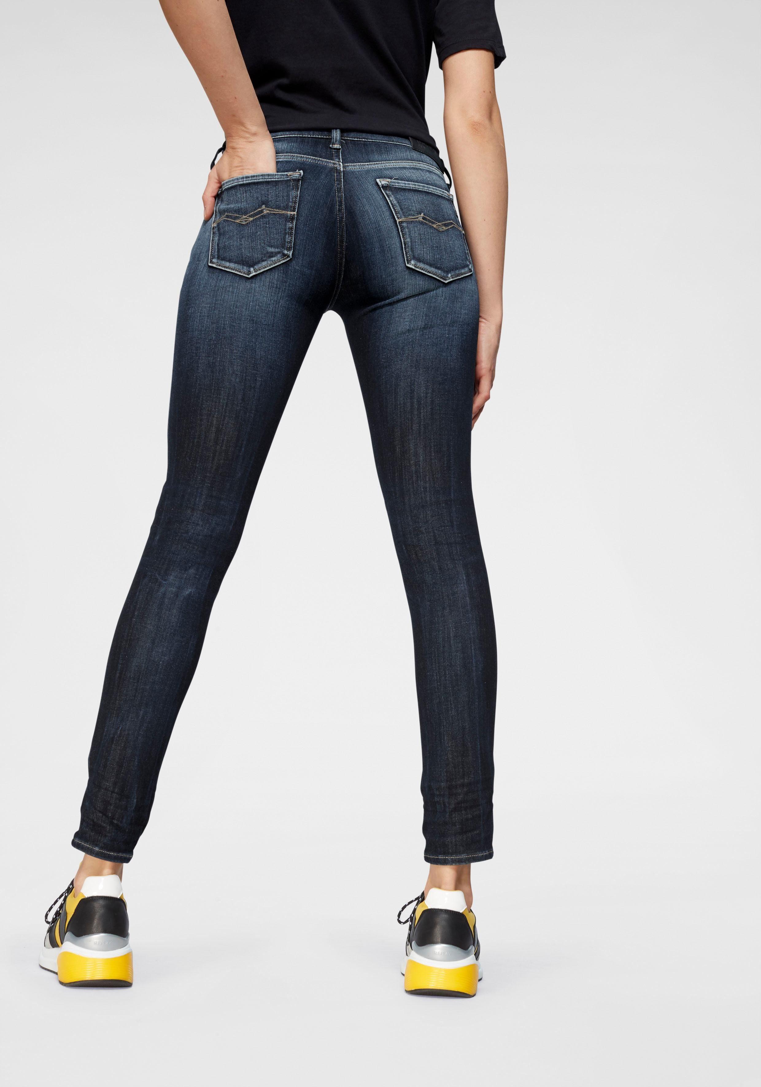 »luz jeans stil Skinny Replay Im Hpf fit 5 « pocket TRPnq1w
