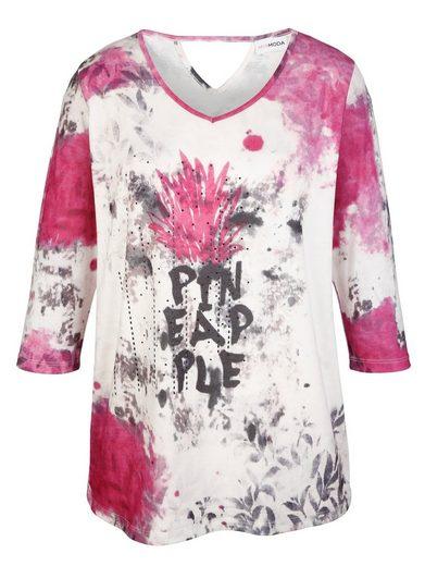 MIAMODA Shirt aus weicher Feinstrickqualität