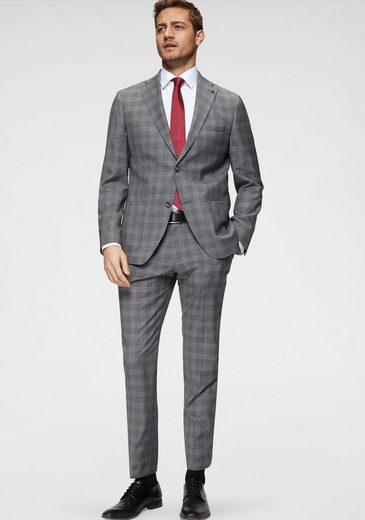 Roy Robson Anzug (2-tlg), leichte Qualität, gefüttert