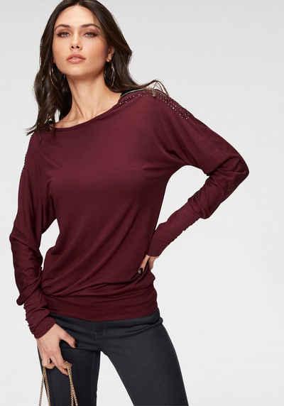 Langarmshirts für Damen online kaufen   OTTO af383f8959