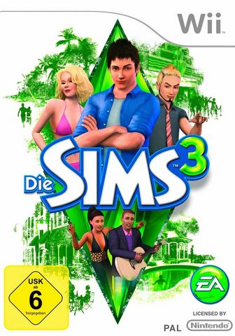 ELECTRONIC ARTS Die Sims 3 Nintendo 3DS